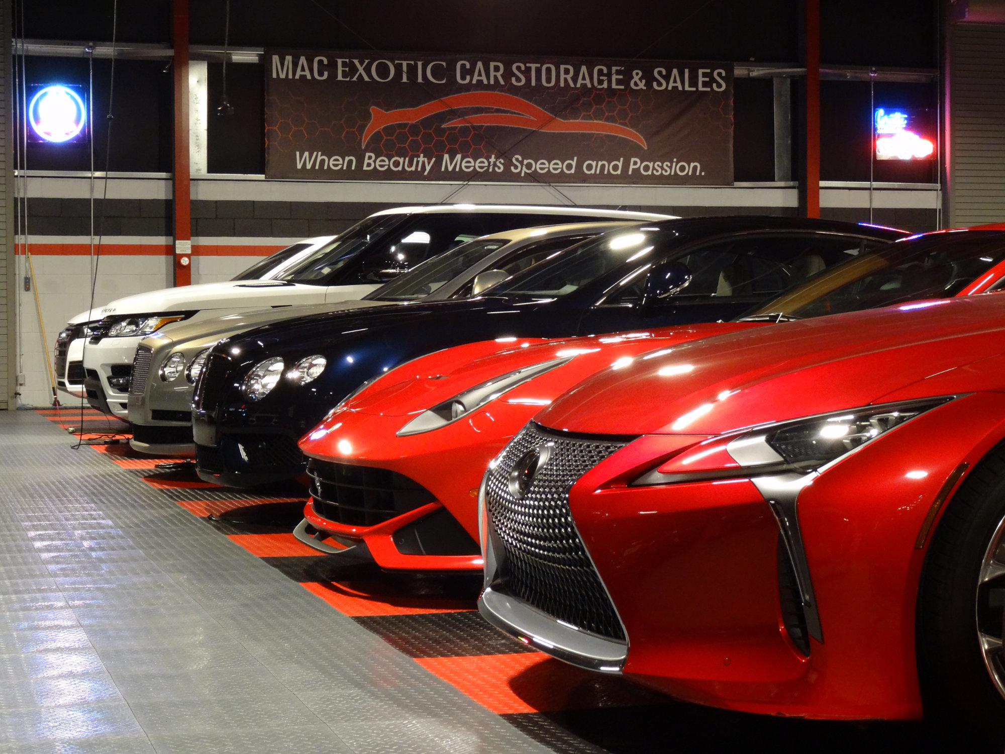 Safe Auto Customer Service >> Mac Exotic Car Storage - Sarasota, Bradenton, Lakewood Ranch Secured Climate Controlled Car ...